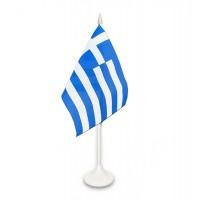 Настольный флажок Греции