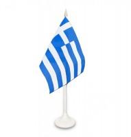 Греція настільний прапорець
