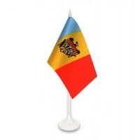 Молдова настільний прапорець