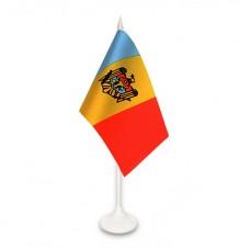 Настольный флажок Молдовы