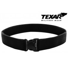 Тактический ремень черный TEXAR