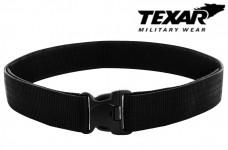 Купить Тактичний ремінь чорний TEXAR в интернет-магазине Каптерка в Киеве и Украине