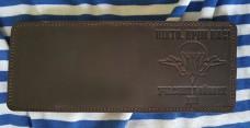 Купить Обкладинка УБД ВДВ Ніхто, крім нас! коричнева (темний) в интернет-магазине Каптерка в Киеве и Украине