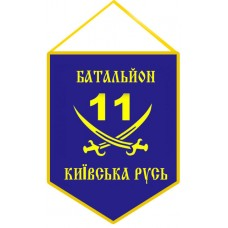 Вимпел 11 БТРО Київська Русь
