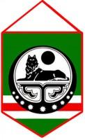 Вимпел Ічкерії (Білий символ)