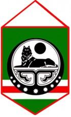 Вымпел Ичкерии (Белый символ)