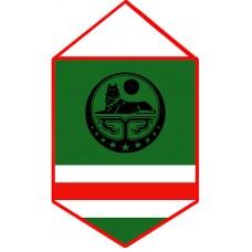 Вимпел Ічкерії (чорний символ)