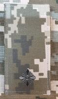 Погон Молодший лейтенант ЗСУ ММ14 Згідно Наказу 606 без обшивки