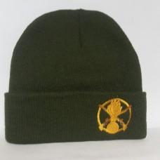 Купить Шапка з вишивкою Піхота ЗСУ олива  в интернет-магазине Каптерка в Киеве и Украине