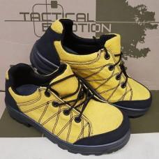 Кросівки Zenkis GOPAK COTTON YELLOW Спеціальна АКЦІЯ Повний розпродаж минулорічних моделей