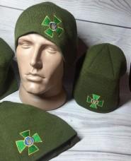 Купить Шапка з вишивкою ДПСУ АКЦІЯ в интернет-магазине Каптерка в Киеве и Украине