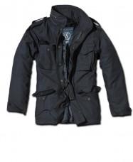 Куртка М65 Brandit с подкладкой. Черная