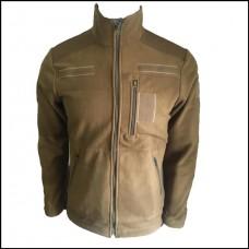 Флиска цвет койот 3 кармана, липучки для шевронов и нашивок АКЦИЯ 20%