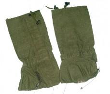 Гамаши оригинал армии Великобритании ОЛИВА