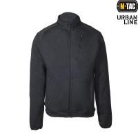 Куртка флисовая М-ТАС LEGAT FLEECE JACKET BLACK