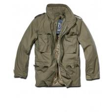 Куртка М65 Brandit с подкладкой. Олива