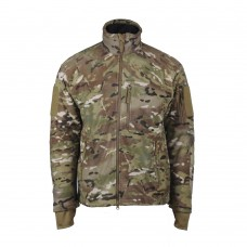 Куртка флисовая M-Tac Alpha Microfleece Jacket MULTICAM