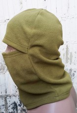 Балаклава флисовая Mustard. Комфорт холод *