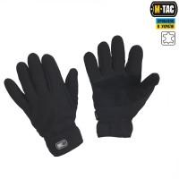 Зимние перчатки M-Tac Winter Windblock 295 черные