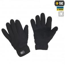Купить Зимние перчатки M-Tac Winter Windblock 295 черные в интернет-магазине Каптерка в Киеве и Украине