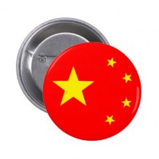 Значок флаг Китай