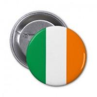 Значок флаг Ирландии