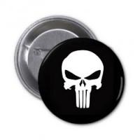 Значок Каратель Punisher