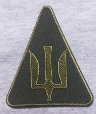 Шеврон Авіація ПС ЗСУ Нового зразка (олива)