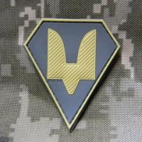 PVC патч Сили Спеціальних Операцій  (польовий)