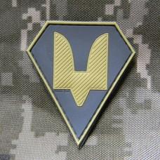 Купить PVC патч Сили Спеціальних Операцій  (польовий) в интернет-магазине Каптерка в Киеве и Украине