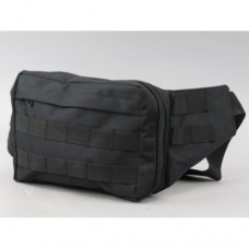 Сумка-кобура пистолетная поясная MIL TEC HIP BAG BLACK