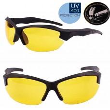 Защитные очки желтая линза