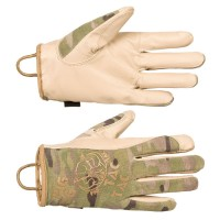 P1G-TAC Перчатки стрелковые ASG (Active Shooting Gloves) Мультикам