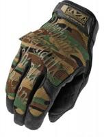 Тактические перчатки Mechanix Woodland original glove