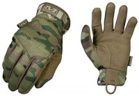 Тактические перчатки Mechanix ANTI-STATIC FASTFIT GLOVES MULTICAM оригинал