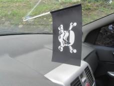 Автомобільний прапорець зоряні війни імперський штурмовик