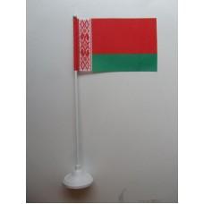 Білорусь настільний державний прапорець