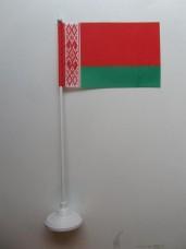 Беларусь государственный флаг - настольный флажок