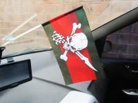 Пиратский флажок в авто