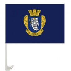 Автомобільний прапорець Київ