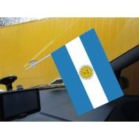 Автомобільний прапорець Аргентина