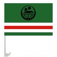 Автомобільний прапорець Ічкерія