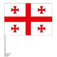 Автомобільний прапорець Грузія