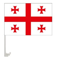 Грузия автофлаг