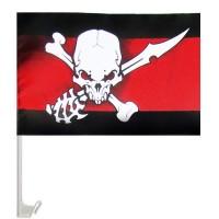 Піратський прапорець на авто