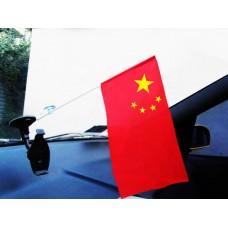 Автомобільний прапорець Китай