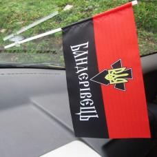 БАНДЕРІВЕЦЬ Флажок в авто
