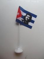 Кубинский настольный флажок Че Гевара