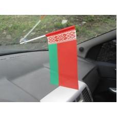 Автомобільний прапорець Білорусь державний