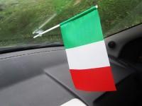 Автомобільний прапорець Італія